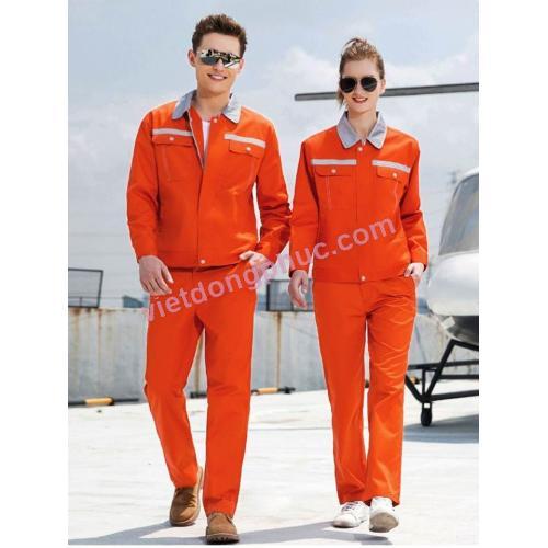 Xưởng may quần áo bảo hộ lao động uy tín, chất lượng tốt, giá rẻ nhất