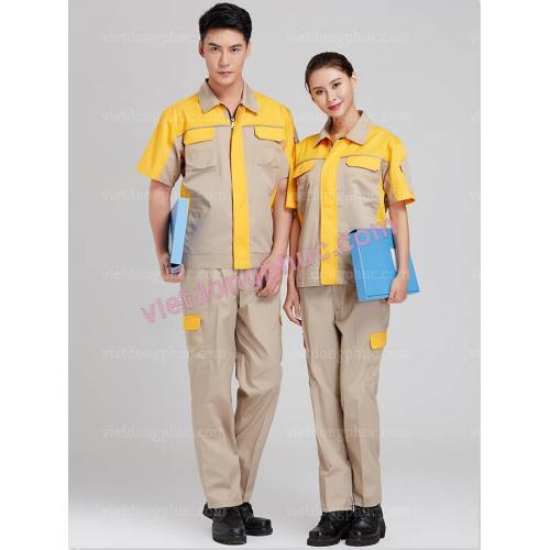 Công ty may đồng phục bảo hộ lao động đẹp, giá rẻ tại Hà Nội