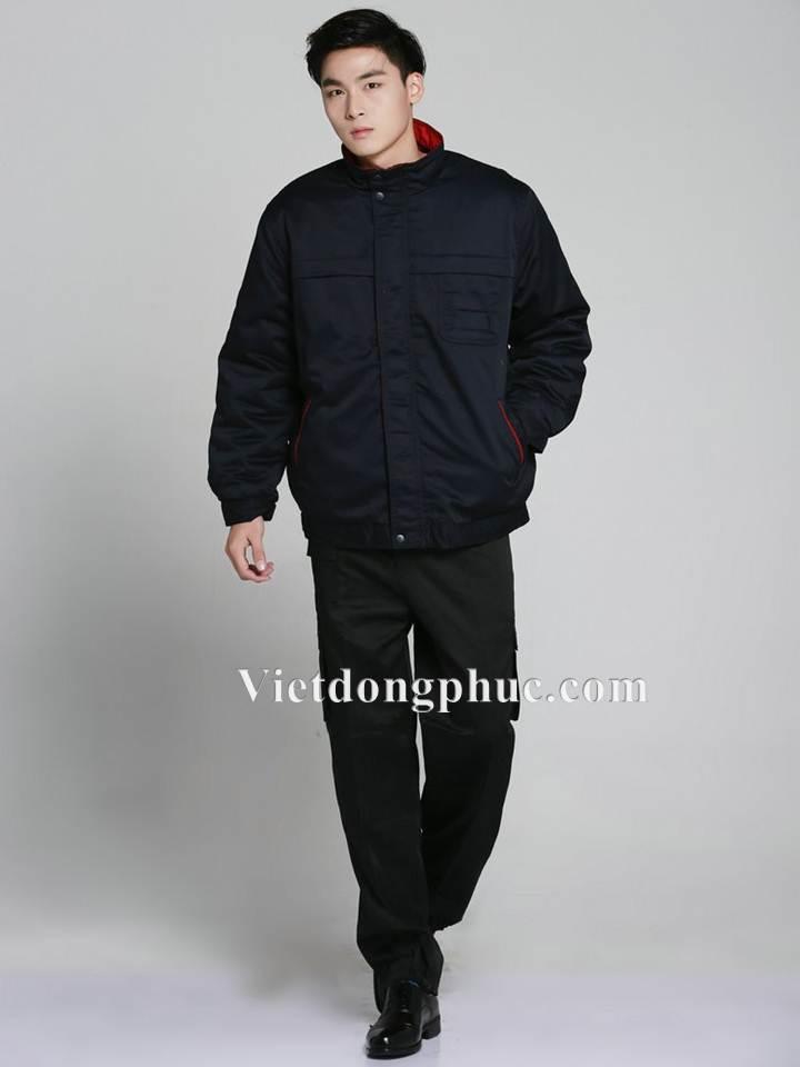 Địa chỉ may quần áo công nhân theo yêu cầu, thiết kế chuyên nghiệp, uy tín