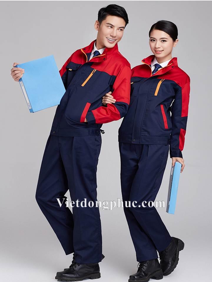 Quần áo bảo hộ lao động, người bạn đồng hành đáng tin cậy