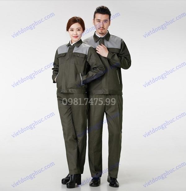 Địa chỉ may quần áo bảo hộ lao động bảo đảm giá rẻ cạnh tranh, dịch vụ chuyên nghiệp
