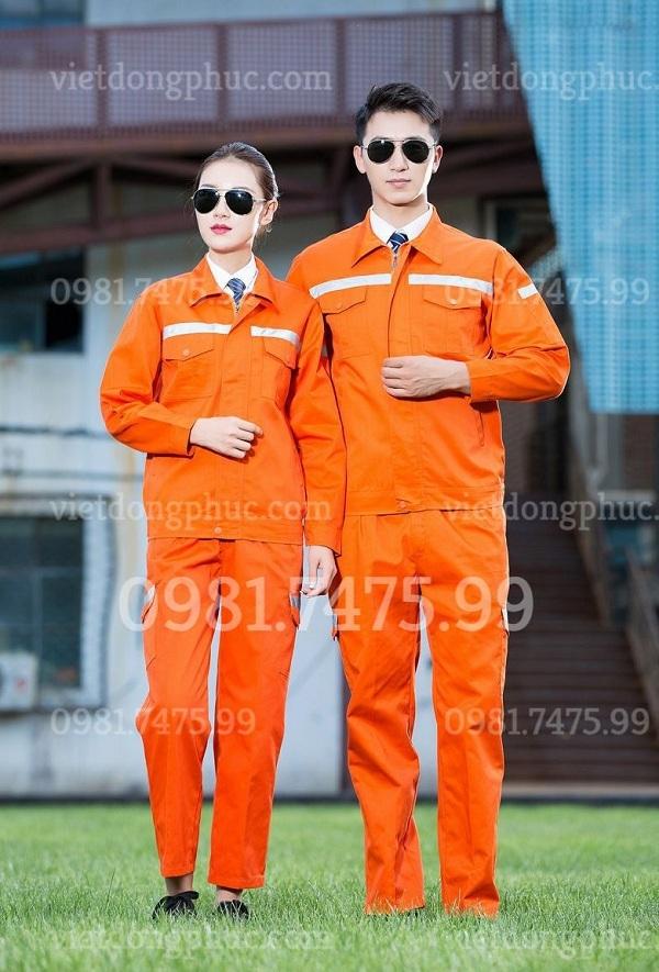 Bảo hộ lao động dài tay 05