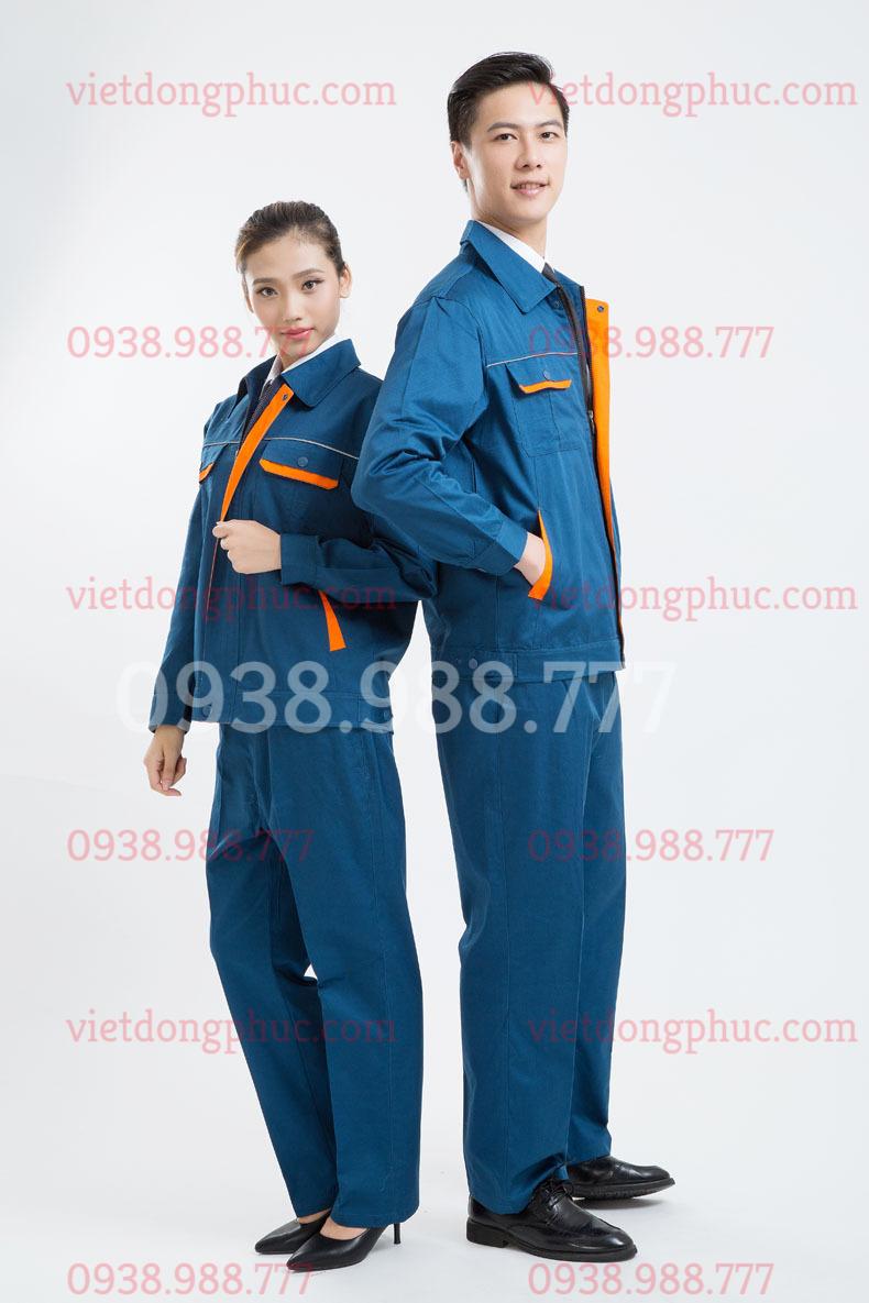 Bảo hộ lao động dài tay 62