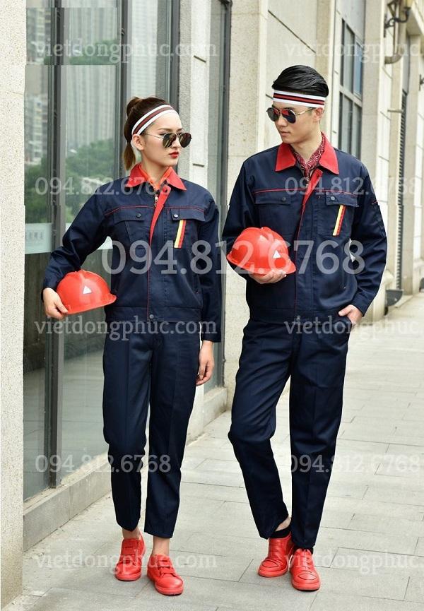 Bảo hộ lao động dài tay 74