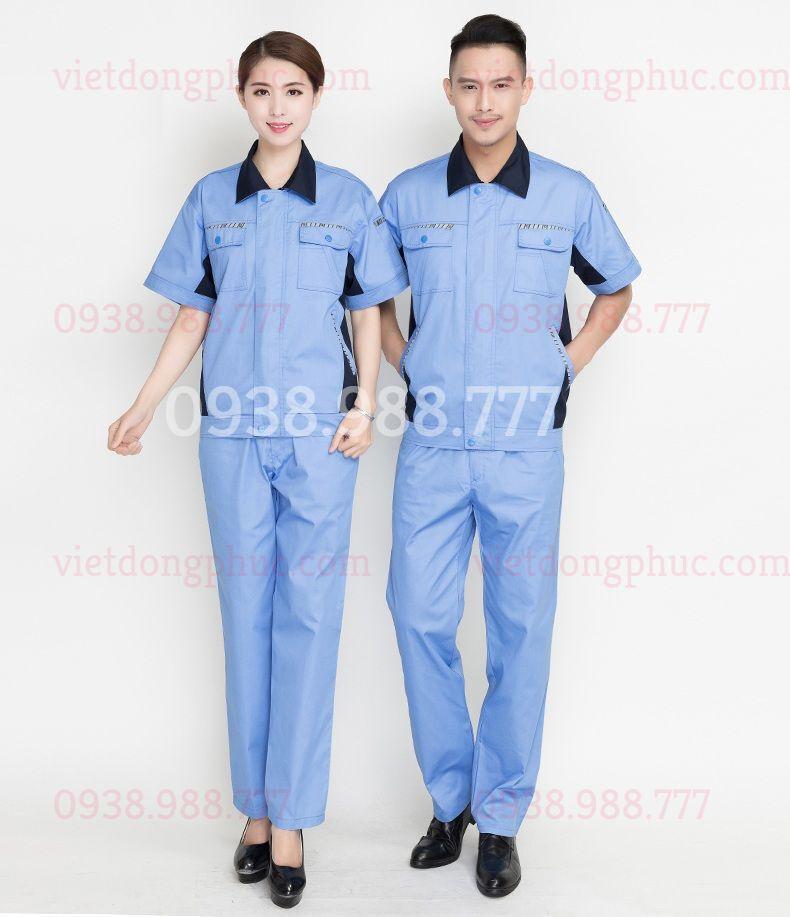 Mẫu quần áo bảo hộ Hàn Quốc siêu bền, thiết kế đẹp, giá cạnh tranh