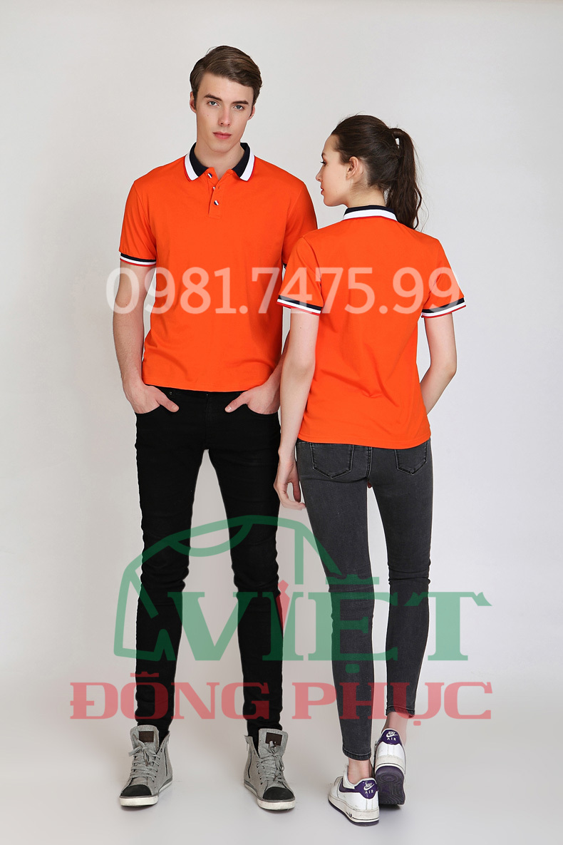 Đồng phục áo phông Công ty 01