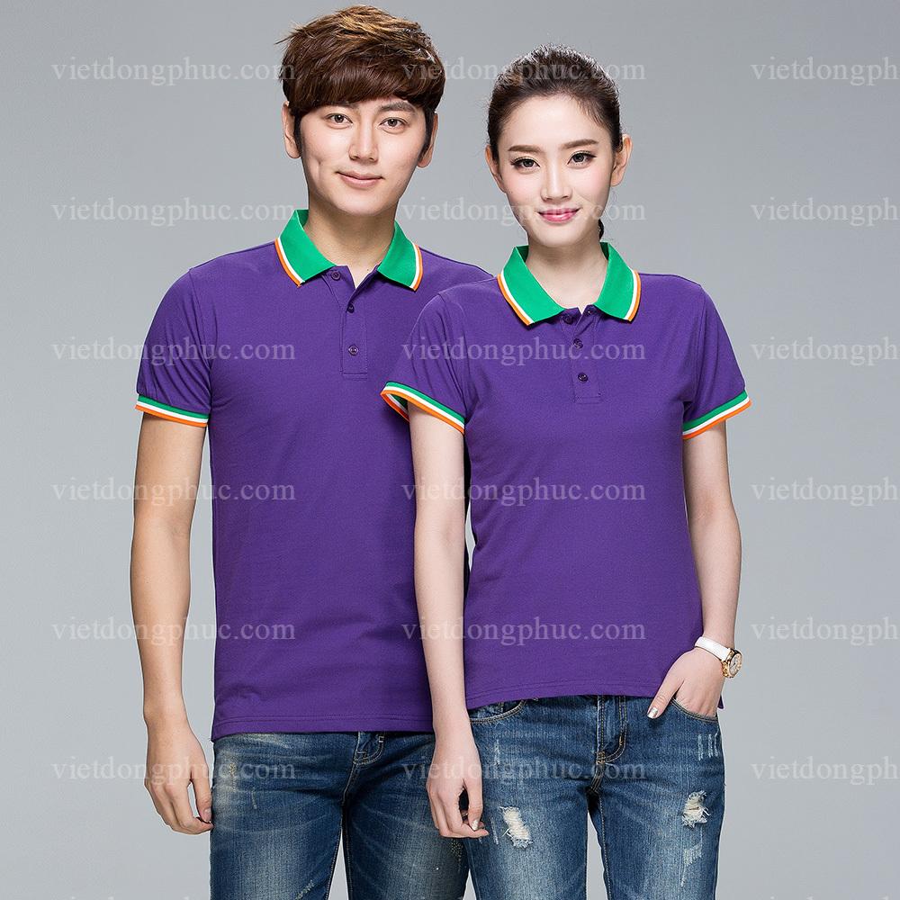 Đồng phục áo phông Công ty 10