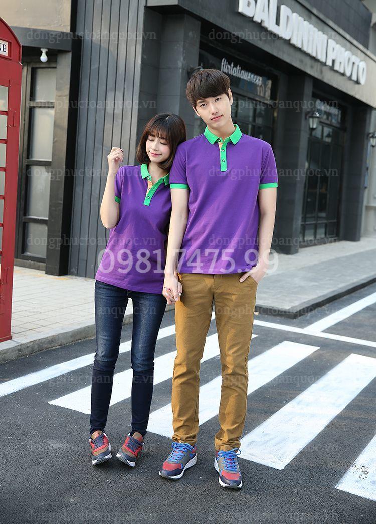 Đồng phục áo phông công ty 13