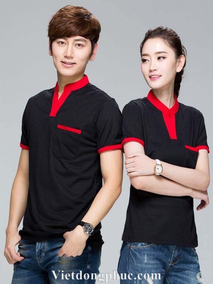Đồng phục áo phông Công ty 18