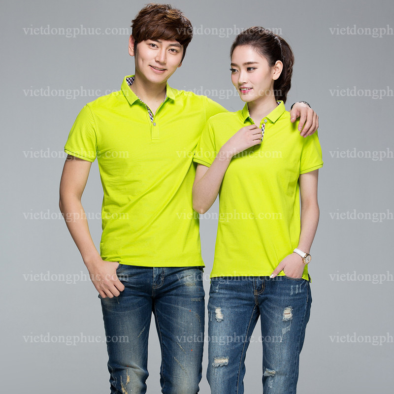 Đồng phục áo phông Công ty 06