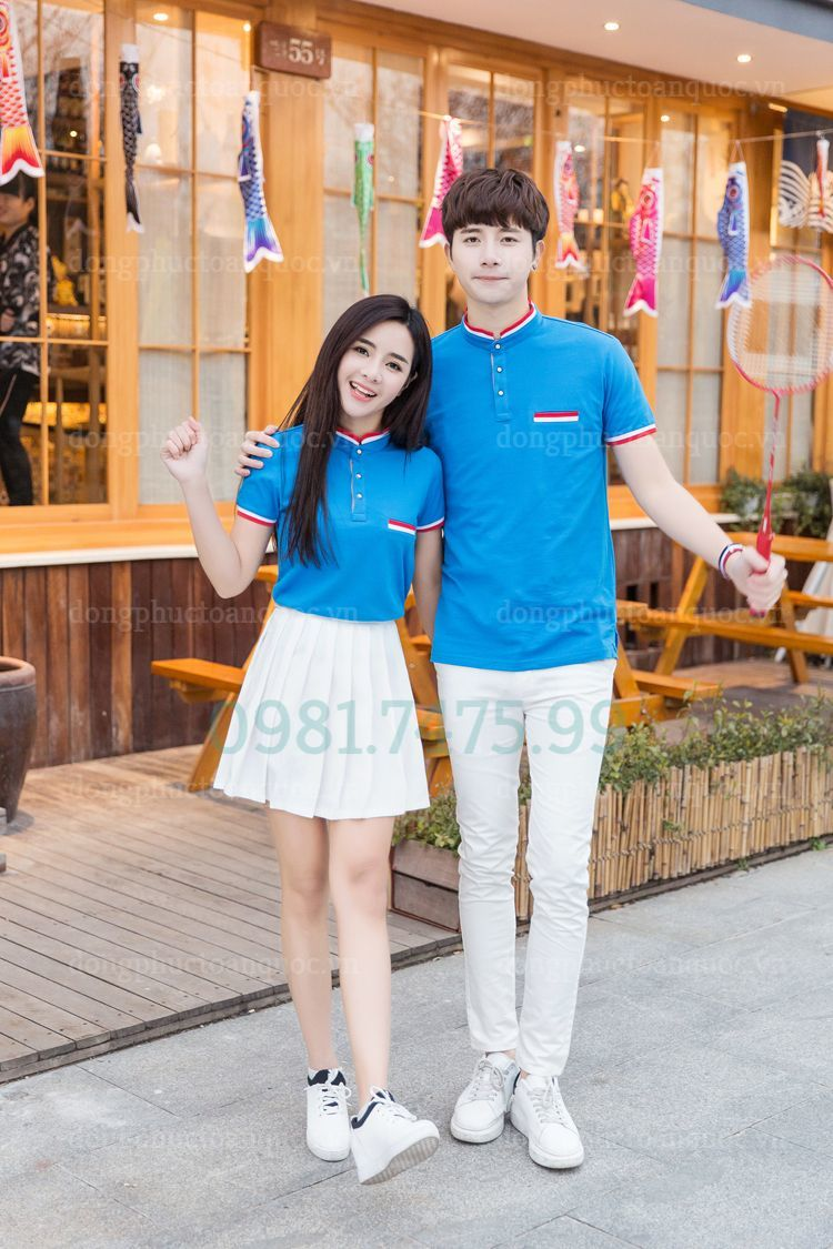 Đồng phục áo phông Công ty 41
