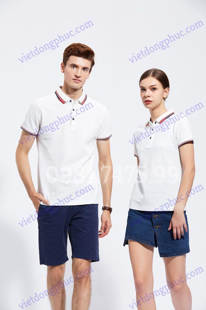 Xưởng may áo thun đồng phục đẹp, thời trang, nhiều mẫu mới, giá tốt