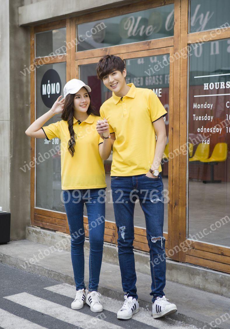Đồng phục áo phông Công ty 46