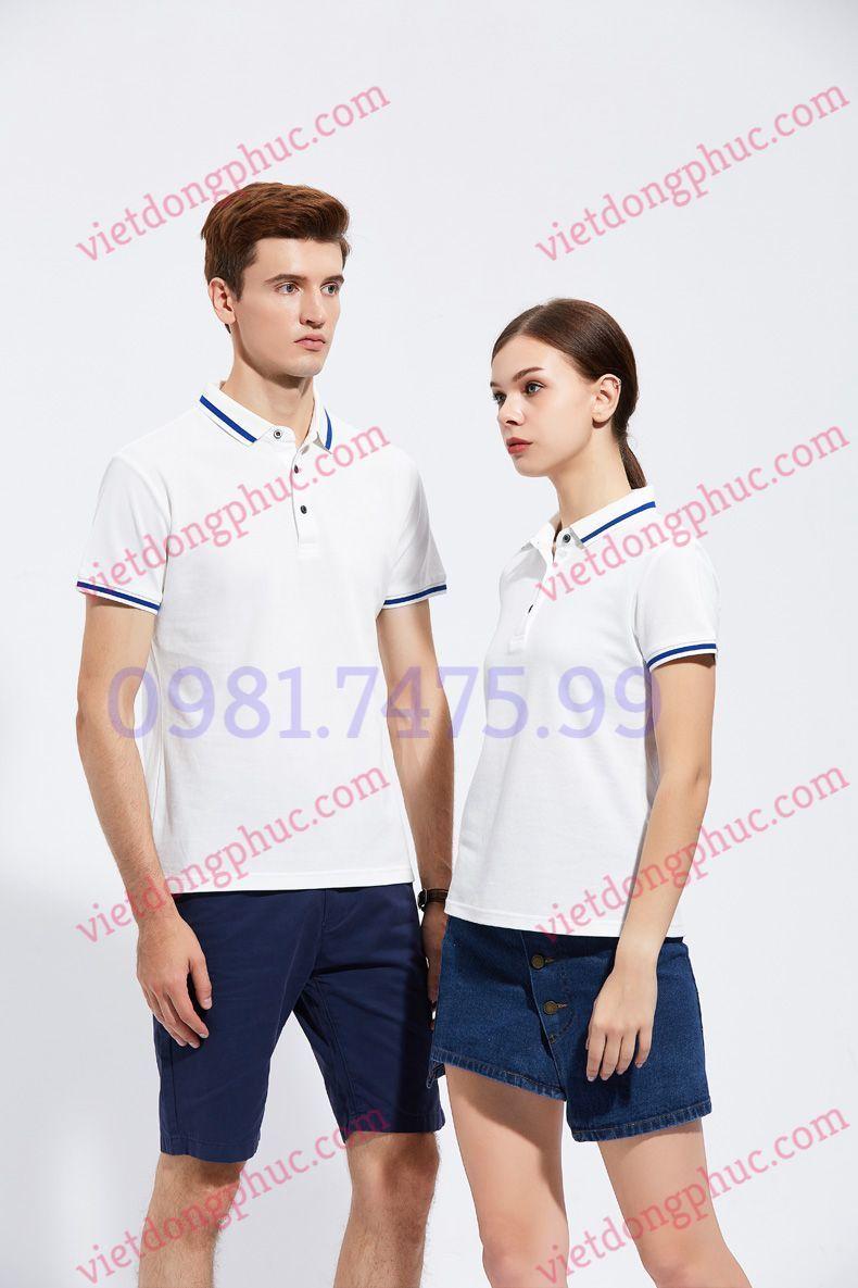 Mẫu đồng phục áo phông thời trang, giá tốt nhất miền Bắc