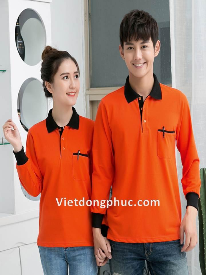 Đồng phục áo phông Công ty 08