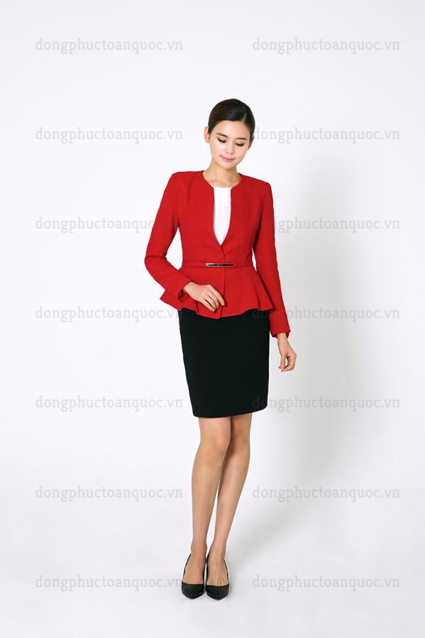 Tuyển tập các mẫu đồng phục áo vest nữ sang chảnh, thanh lịch dành cho quý cô công sở