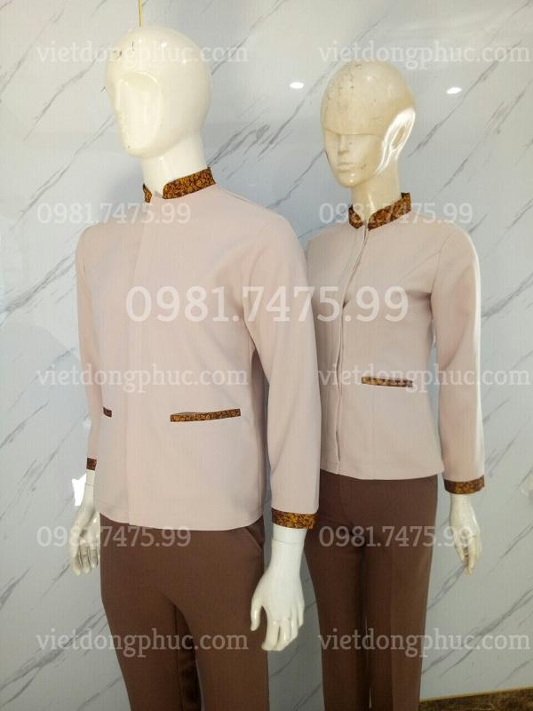 Đồng phục bàn, bar 55