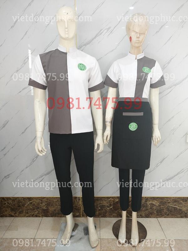 Đồng phục bàn, bar 64