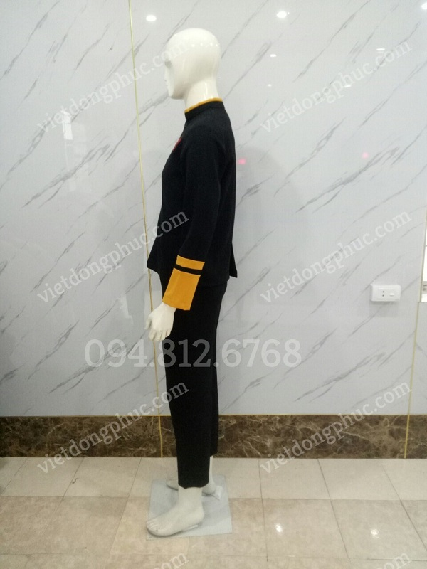 Đồng phục Bell/mở cửa 07