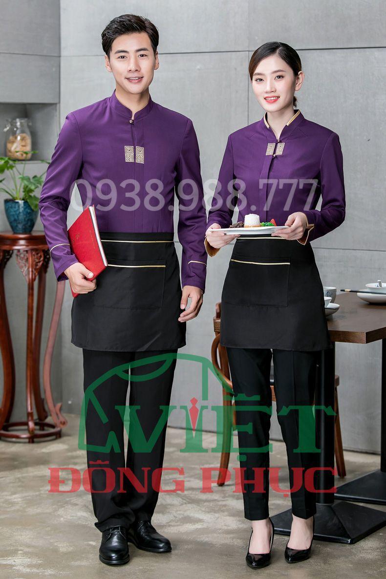 Đồng phục bàn, bar 25