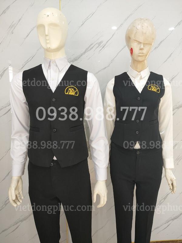 Đồng phục bàn, bar 28