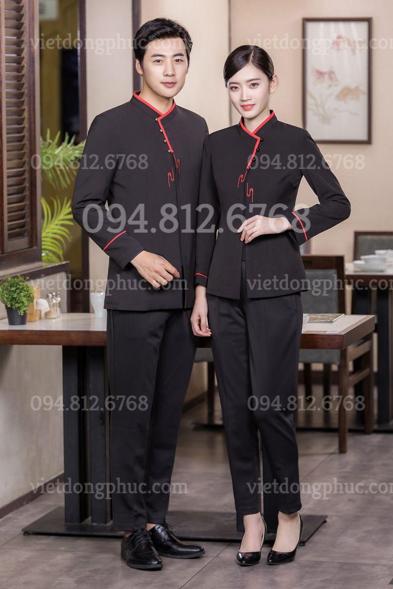 Đồng phục bàn, bar 03