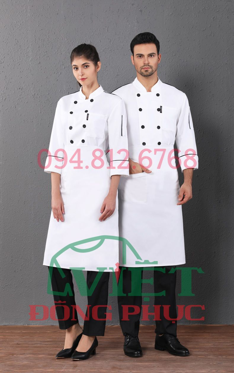 Đồng phục nhà bếp 18