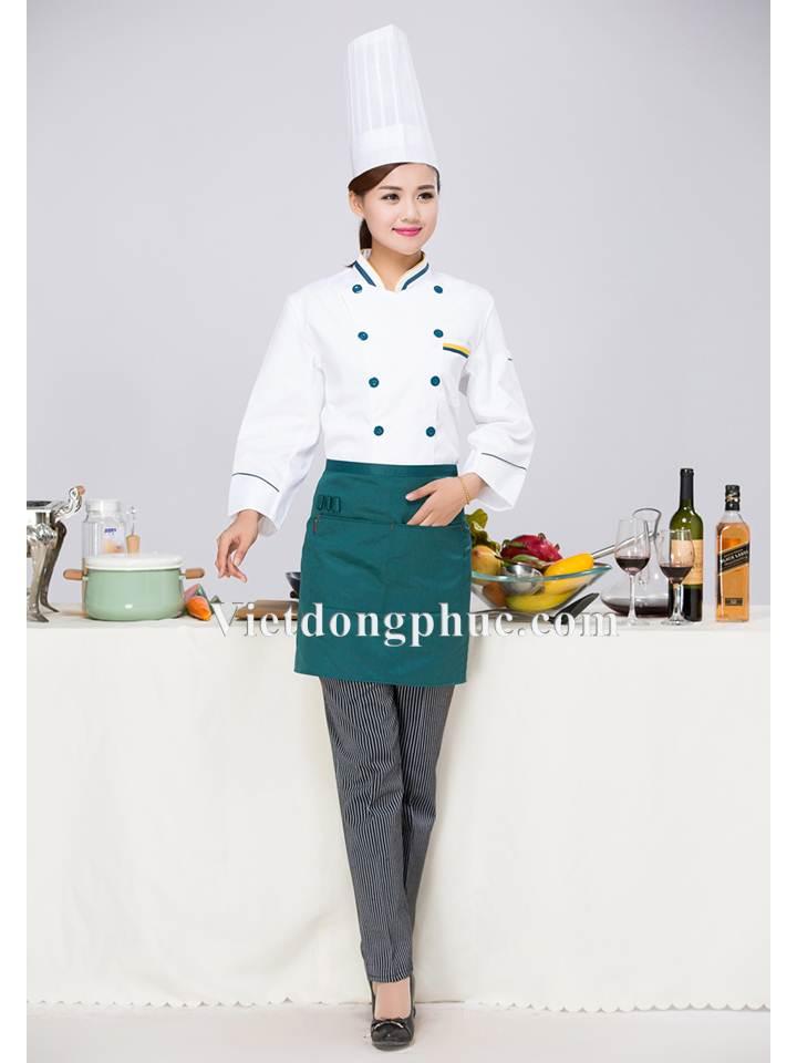 Đồng phục nhà bếp 19