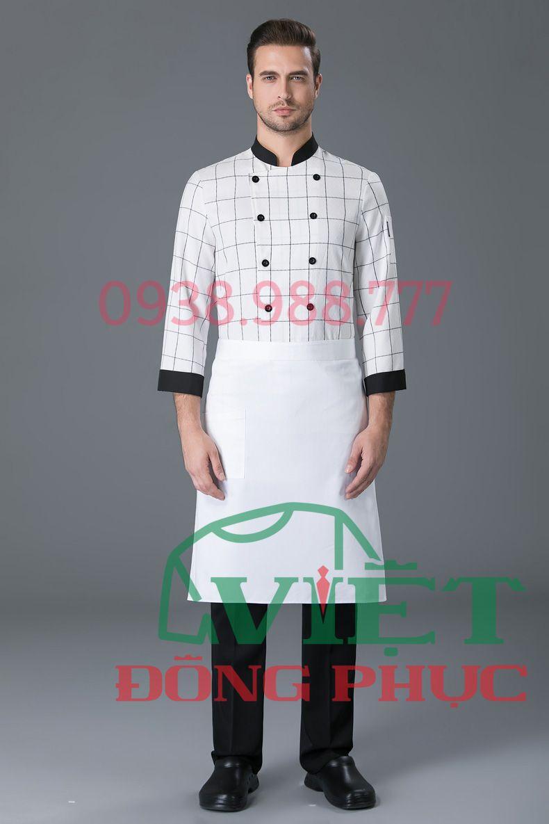 Đồng phục nhà bếp 02
