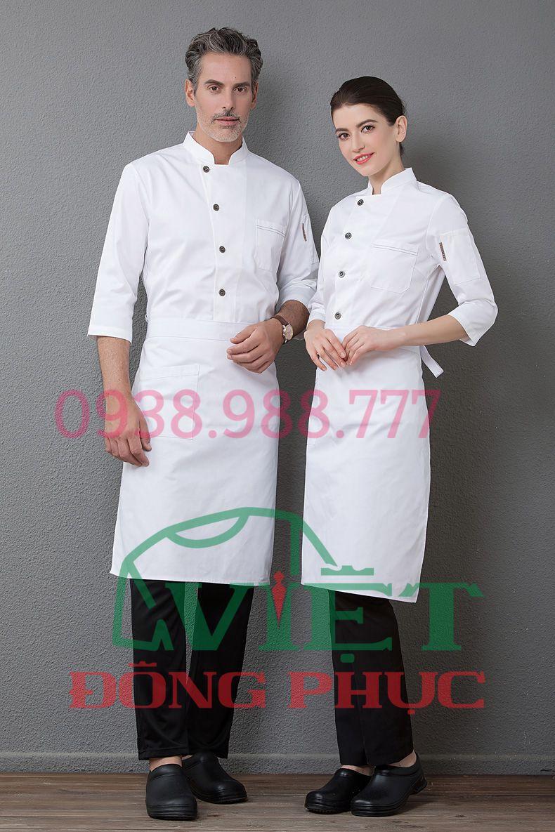 Đồng phục nhà bếp 21