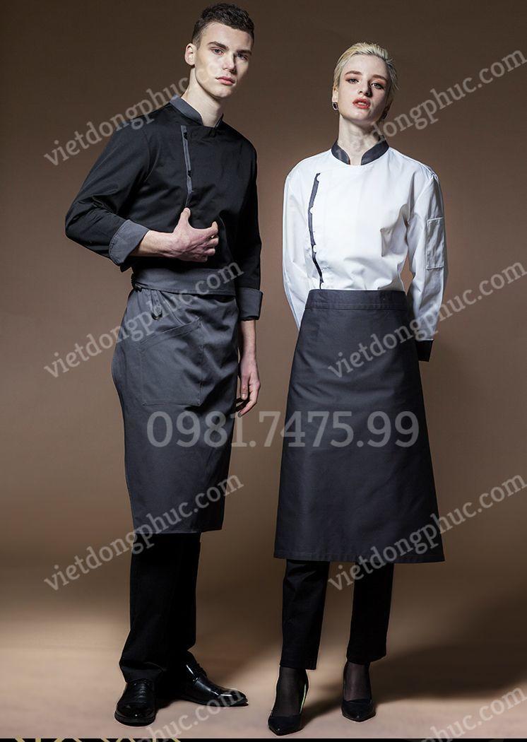 Đồng phục nhà bếp 22