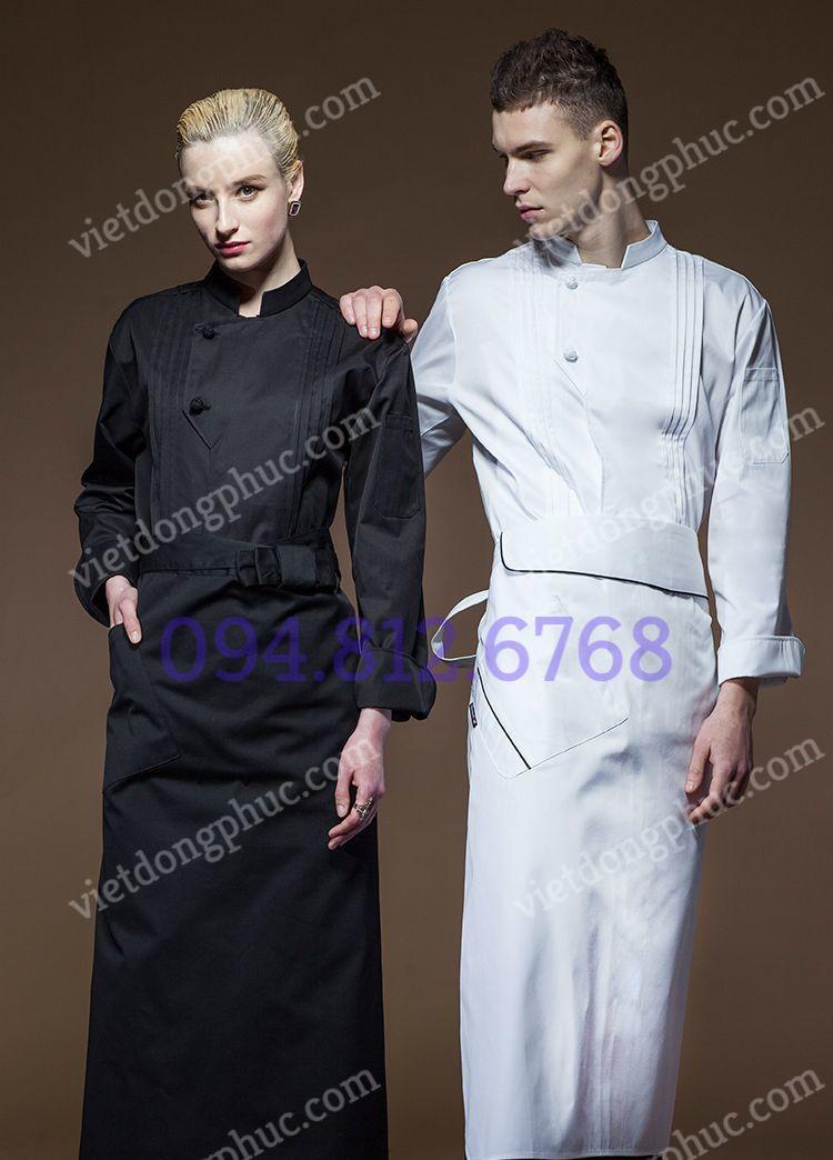 Đồng phục nhà bếp 23