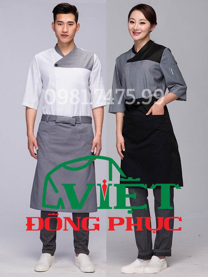 Đồng phục nhà bếp 26
