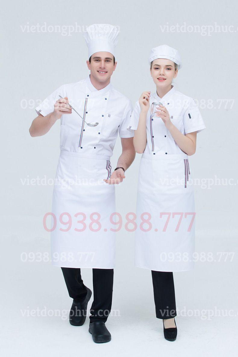 Đồng phục nhà bếp 30