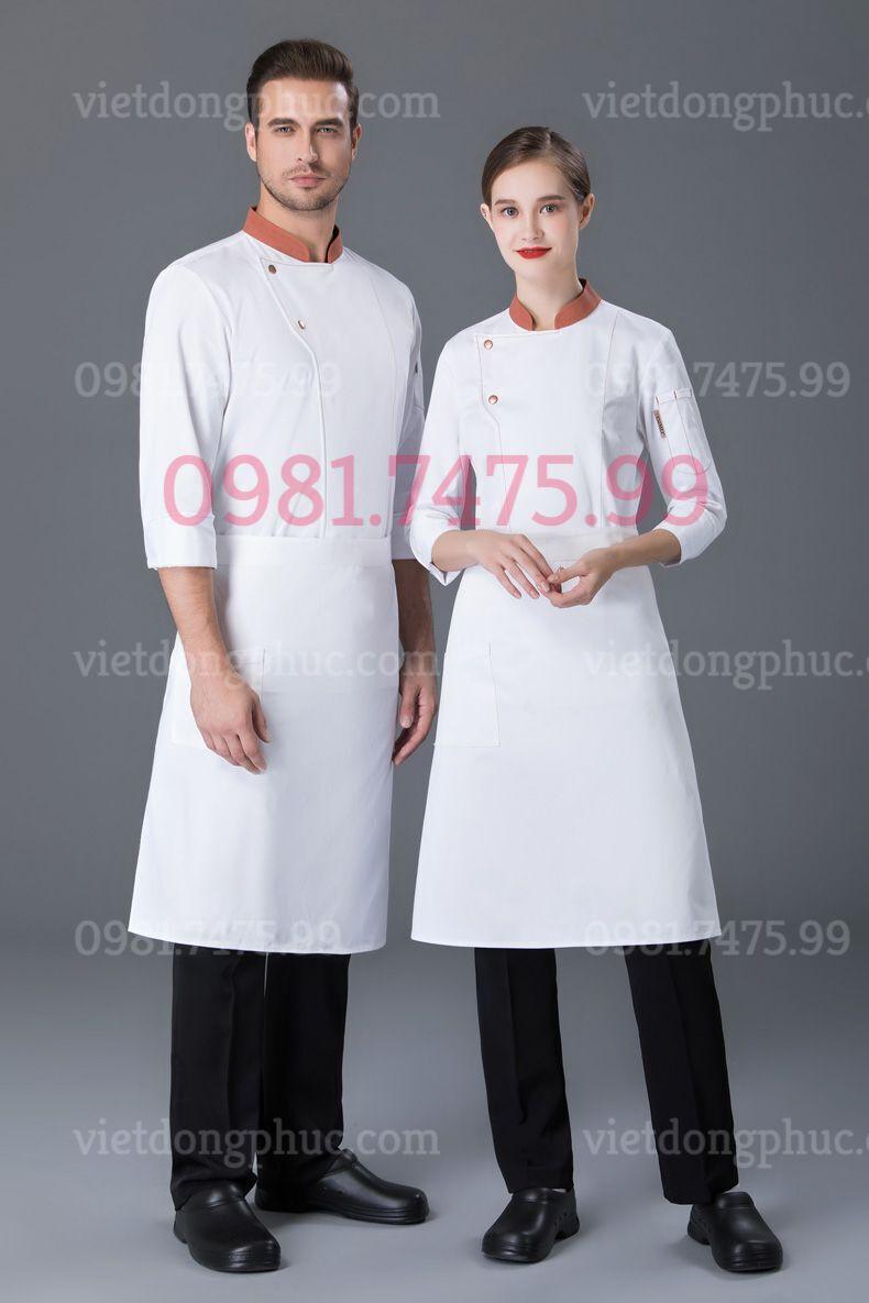 Đồng phục nhà bếp 31