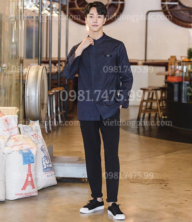 Đồng phục nhà bếp 34