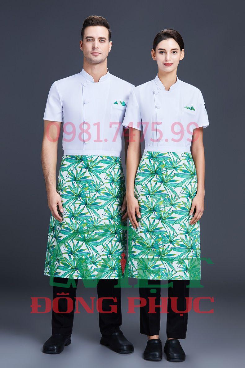 Đồng phục nhà bếp 35