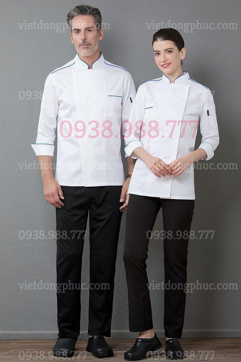 Đồng phục nhà bếp 36