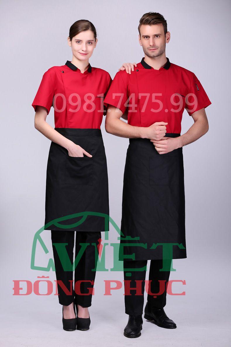 Đồng phục nhà bếp 04