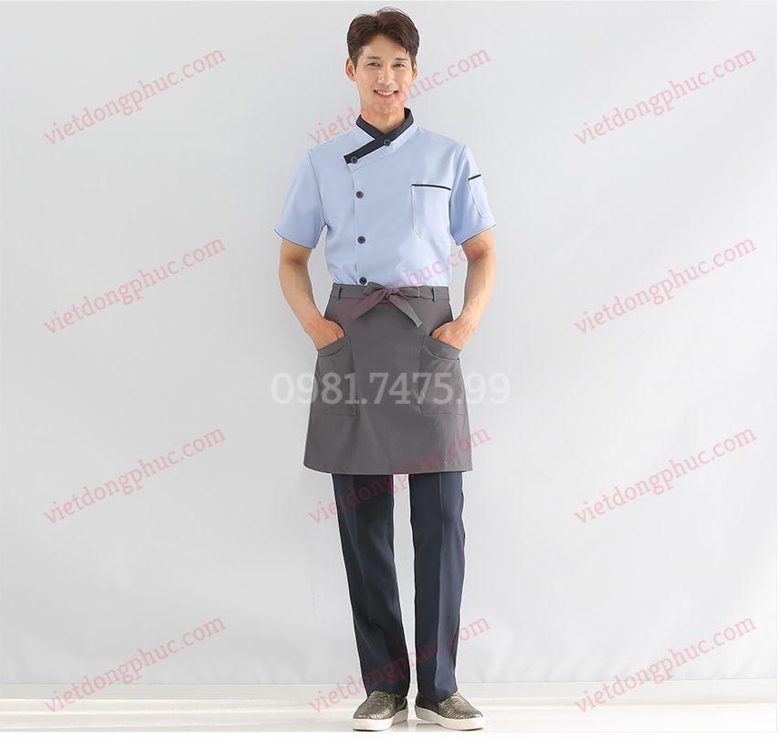 Đồng phục nhà bếp 40