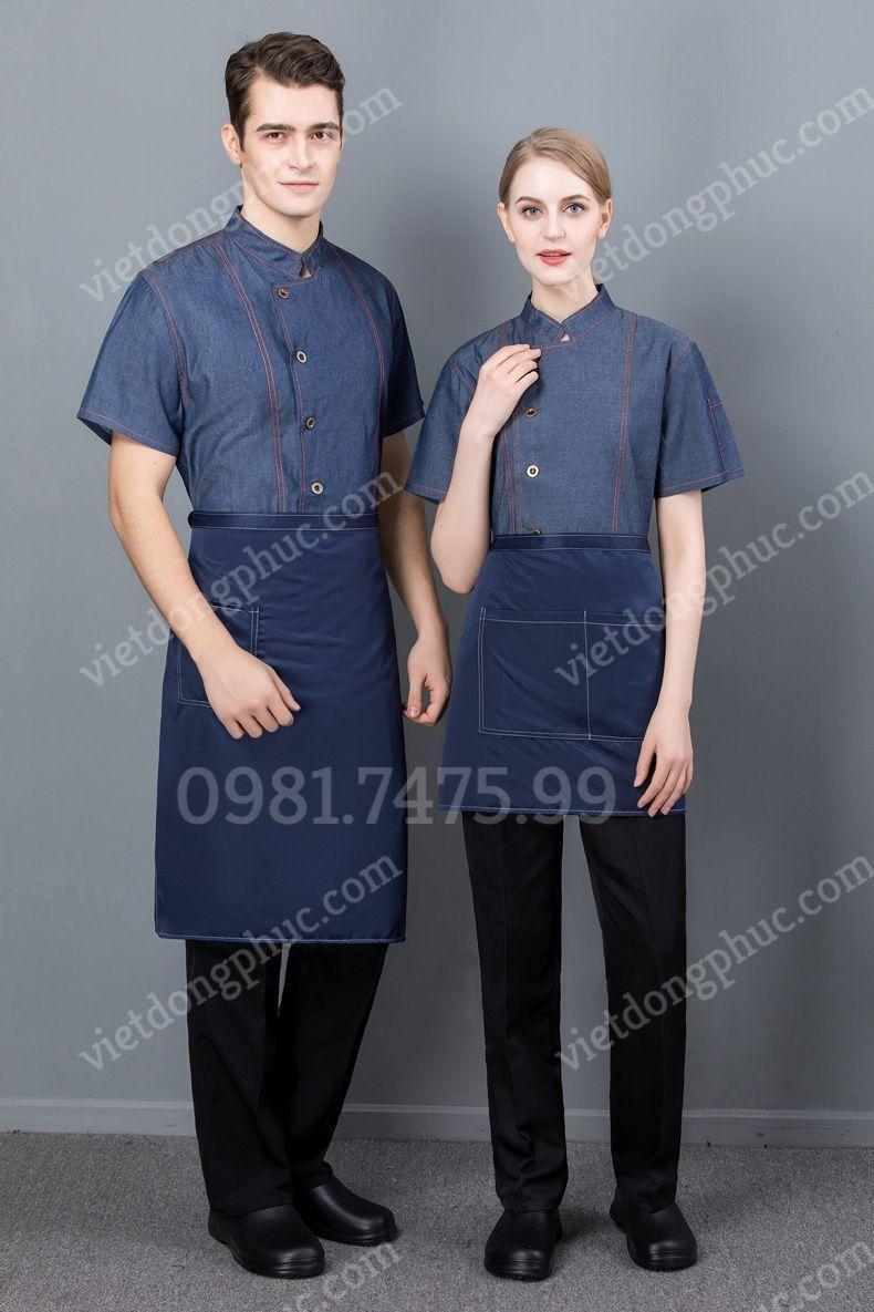 Đồng phục nhà bếp 51