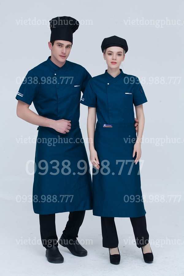 Đồng phục nhà bếp 08