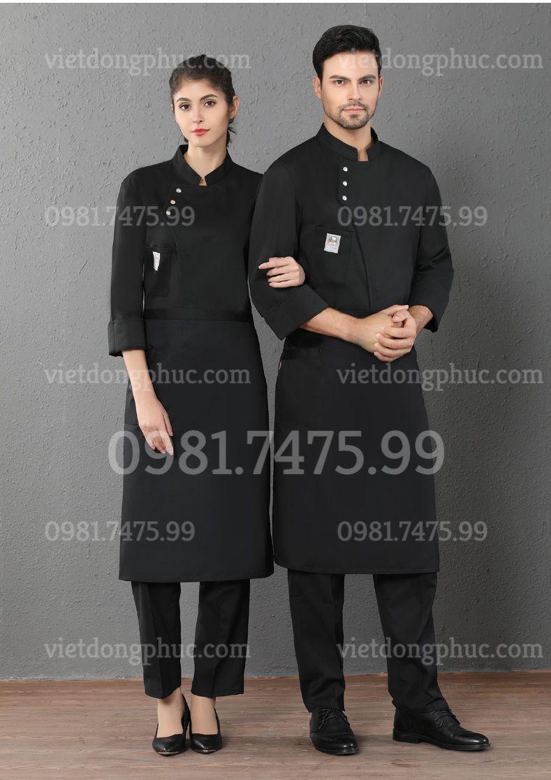 Đồng phục nhà bếp 80
