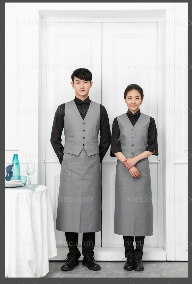 Đồng phục bàn, bar 02