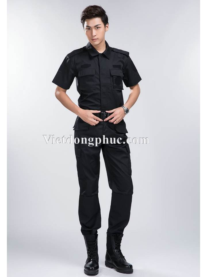 Đồng phục Bảo vệ 10
