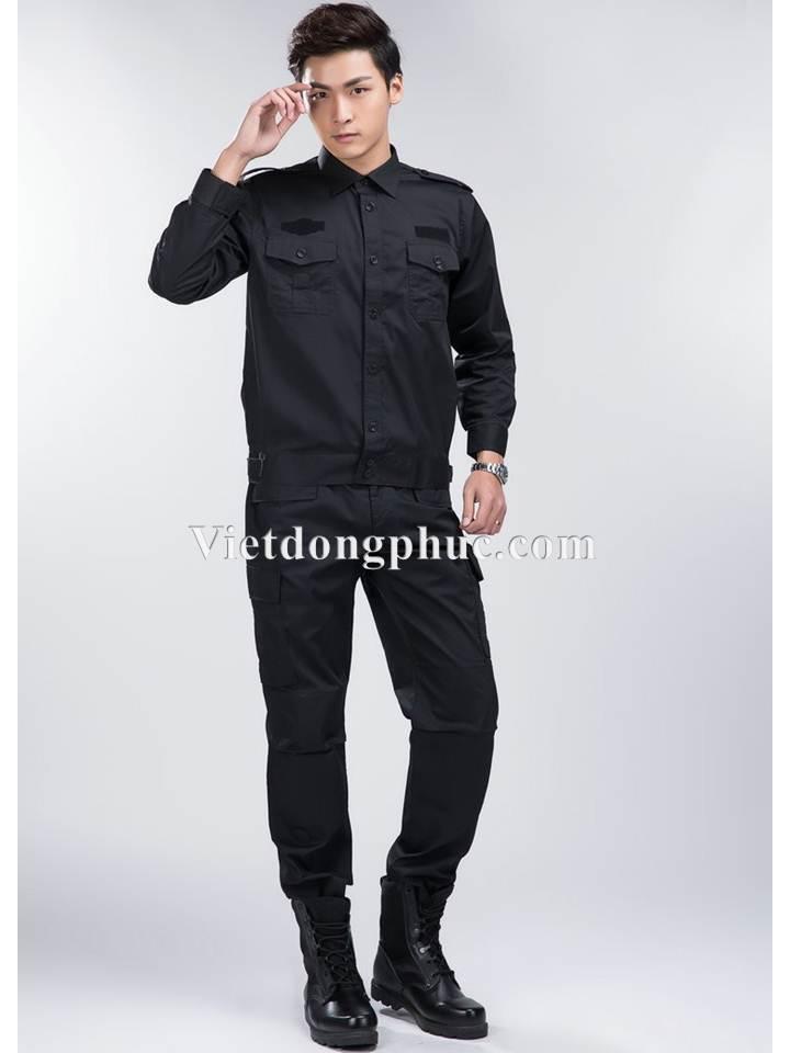 Đồng phục Bảo vệ 12