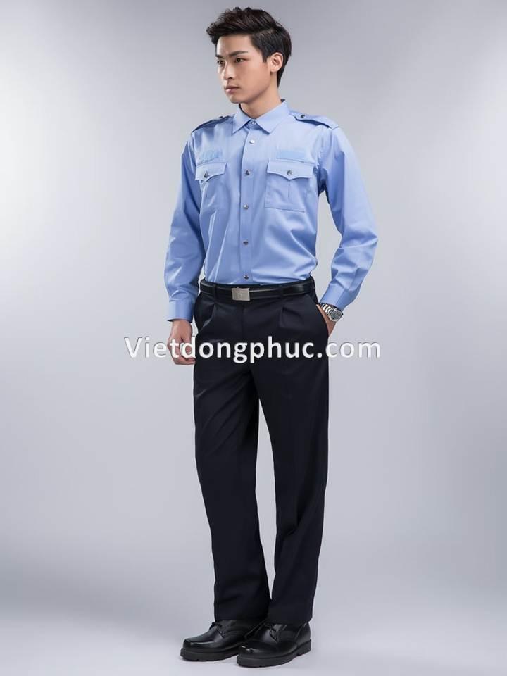 Đồng phục Bảo vệ 03