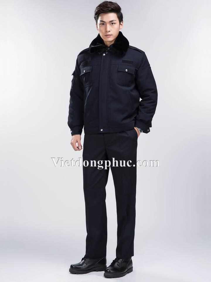Đồng phục Bảo vệ 08