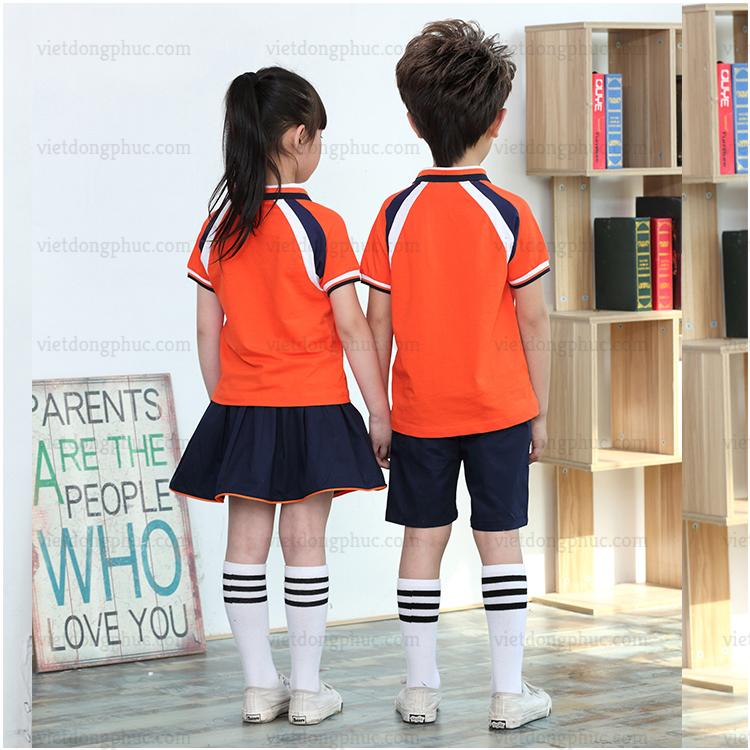 Đồng phục học sinh cấp 1 MS14