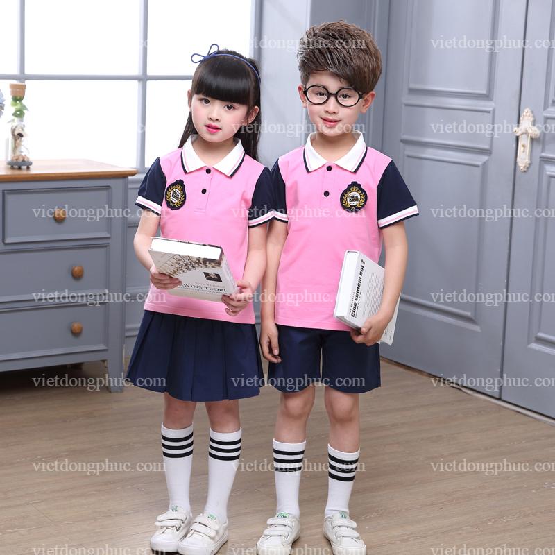 Đồng phục học sinh cấp 1 MS20